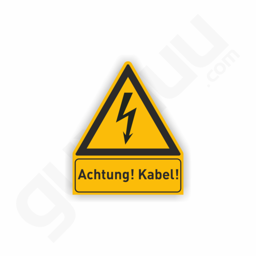 Achtung! Kabel!